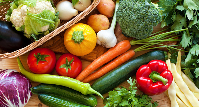 Health Benefits of Everyday Vegetables