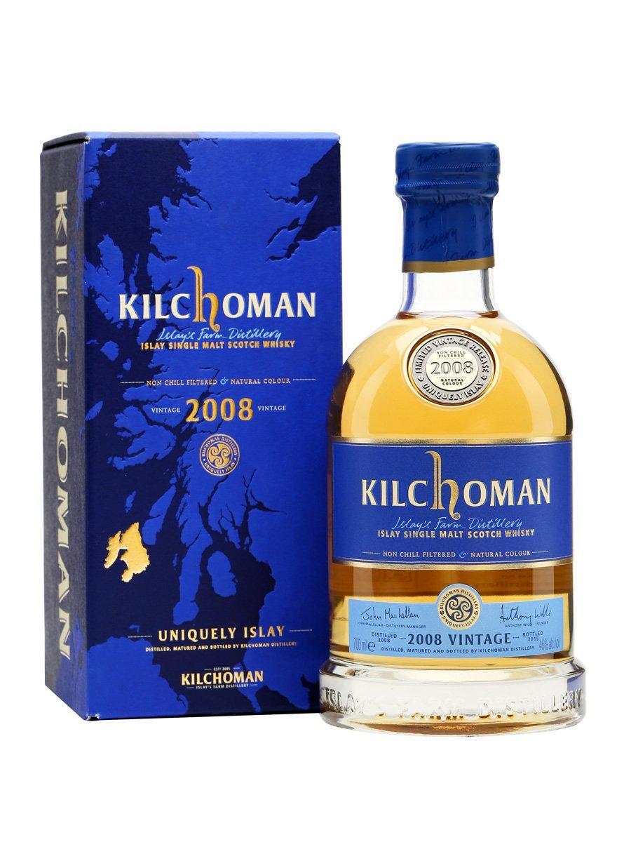 kilchoman whiskey