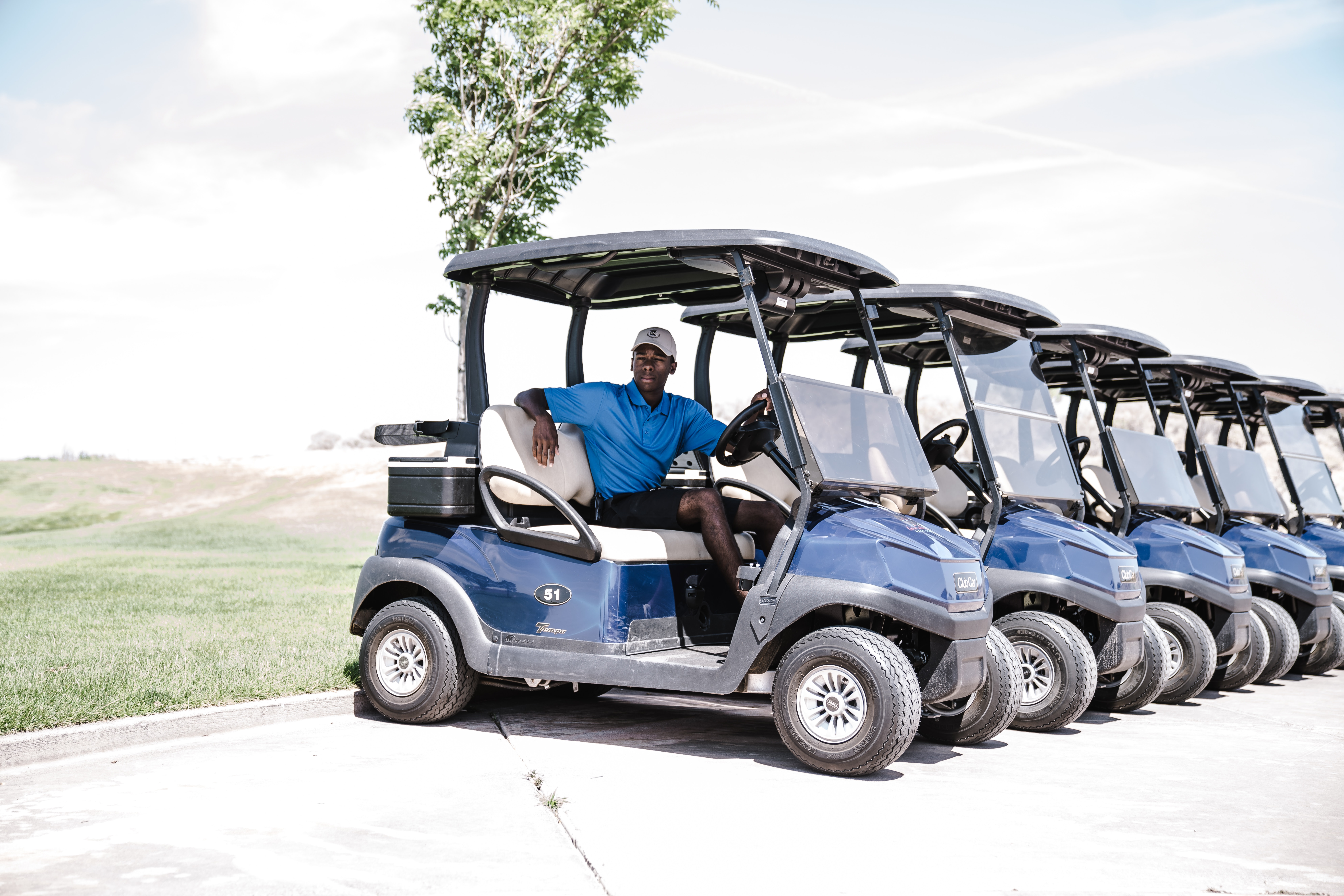 Electric Golf Carts Are More Powerful Than Ever